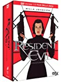 Resident evil collection [5 DVDs] [IT Import]