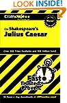 """""""Julius Caesar"""" (Cliffs Notes)"""