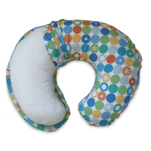 Boppy Pillow Slipcover, Classic Gumdrops - 1
