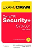 51MTosLn5LL. SL160  Top 5 Books of Security+ Exams Certification for January 21st 2012  Featuring :#3: CompTIA Security+ SY0 301 Authorized Cert Guide, Deluxe Edition (2nd Edition)
