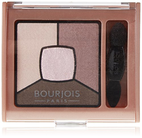 Bourjois 53153 Smoky Stories Quad Eyeshadow Palette Ombretti - 1 Prodotto
