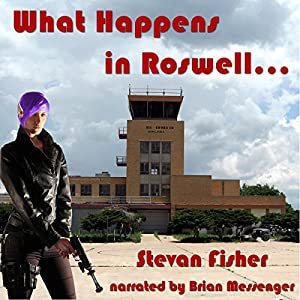 What Happens in Roswell... Audiobook