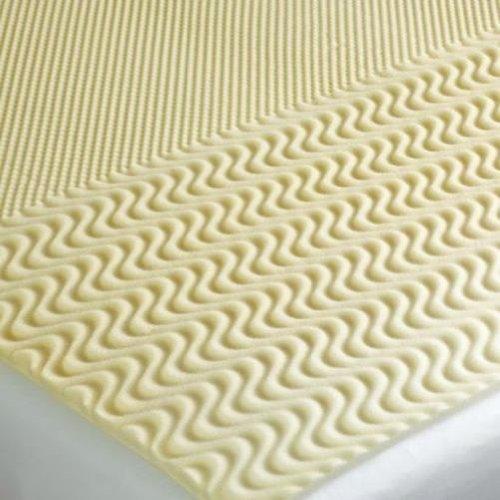 Home design visco 3 zone king mattress pad electronics for Home design mattress pad