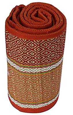 SouvNear - Non-Toxic / Slip Eco-Friendly Foldable Extra Long / Wide Yoga Exercise Mats - Yoga Accessories for Women / Men