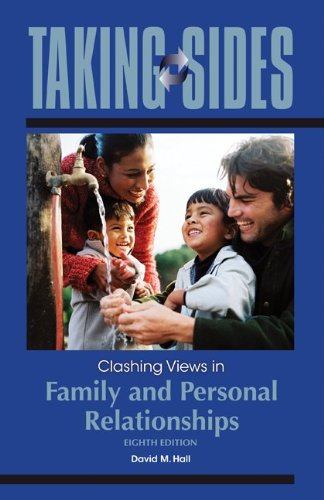 Taking Sides: Clashing Views in Family and Personal...