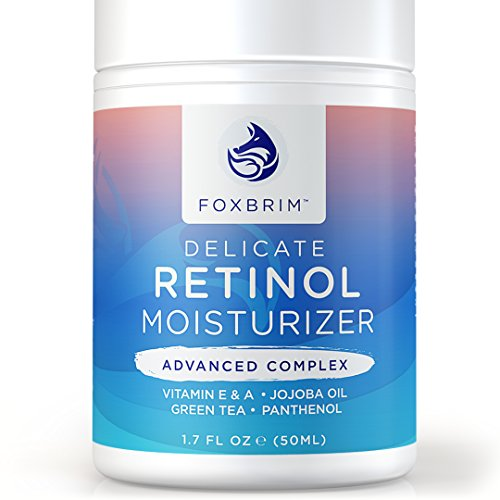 Premium Retinol Cream & Face Moisturizer - ADVANCED