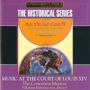 "Harnoncourt, Nicholas:  ""Music"