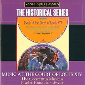HARNONCOURT BAROQUE - HARNONCOURT, NICHOLAS:  MUSIC FROM THE