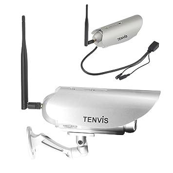 Tenvis ip391w hd esterno telecamera ip 720p ad alta for Definizione camera