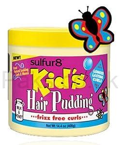 Sulfur-8 Pudding Cabello Niños 425 ml por Sulfur-8 - BebeHogar.com
