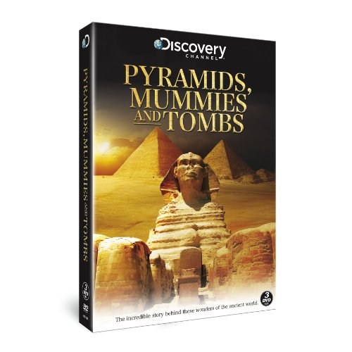 discovery-channel-pyramids-mummies-and-tombs-3-disc-dvd-import-anglais