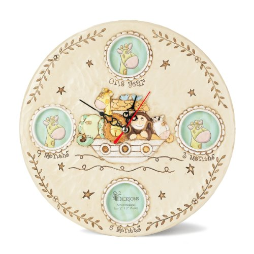 Dicksons Noah'S Ark Wall Clock