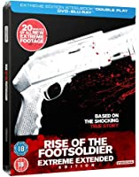 Rise of the Footsoldier Limited Extreme Extended Edition - Steelbook (Blu-ray + DVD)