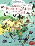 Sam Lake Sticker Picture Atlas of the World (Sticker Book)