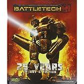 Battletech 25 Years of Art & Fiction