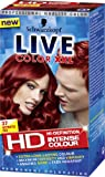 Schwarzkopf LIVE Color XXL 37 Hypnotic Red