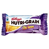 Kellogg's Nutri-Grain Elevenses Raisin Bakes 45g (Pack of 24 x 45g)
