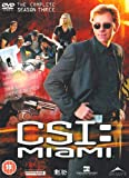 CSI: Crime Scene Investigation - Miami - Complete Season 3 [DVD]
