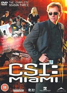 CSI: Crime Scene Investigation - Miami - Complete Season 3 [DVD]