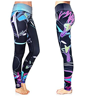 Leggings with Designs for the Best Fit. Platinum Sun® Compression Pants for Women Made of a Quick-drying, Anti-bacterial Fabric, Will Make Your Workout Enjoyable and Fun. TRY THEM YOURSELF AND ORDER NOW!