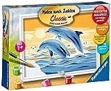 Ravensburger 27893 - Freunde des Meeres - Malen nach Zahlen