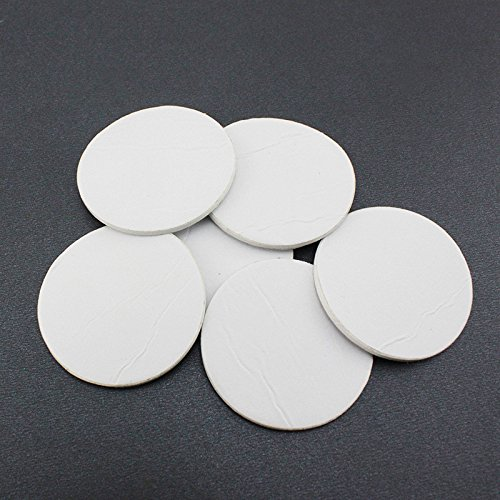 yuvertm-20pcs-adhesive-pad-double-sided-foam-sticker-mounting-tape-40mm-round