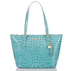 Medium Asher Tote<br>Glossy Glass Melbourne