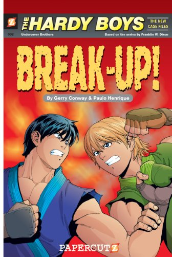 The Hardy Boys The New Case Files #2: Break-Up (Hardy Boys New Case Files)