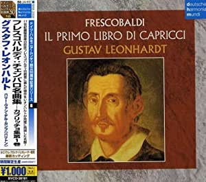 Frescobaldi:Harpsichord Works