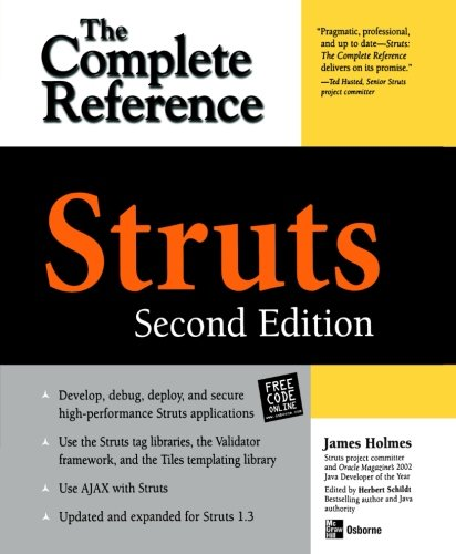 Struts The Complete Reference 2nd Edition Pdf Free Mon Premier Blog