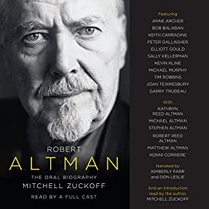 Robert Altman Audiobook