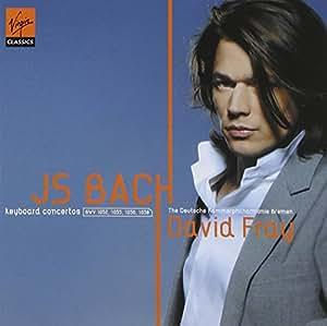 Bach: Keyboard Concertos, BWV 1052-1055-1056-1058