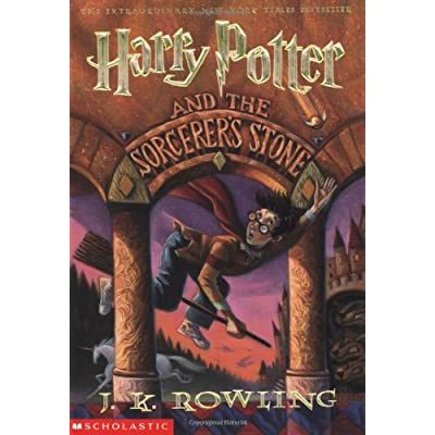 Harry Potter and the Sorcerer's Stone (Book 1): J.K ...
