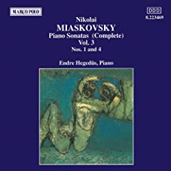 Myaskovsky: Piano Sonatas Nos. 1 And 4