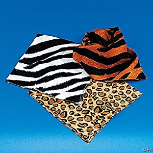 Animal Print Bandannas
