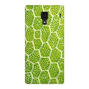 Green Lemon Print Back Case Cover for Redmi 1S