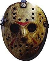Aquarius Friday the 13th- Mask Funky Chunky Magnet