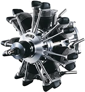 OS Engines 37010 FR7-420 Sirius-7 7-CYL Engine