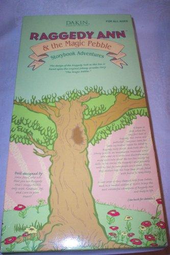 Raggedy Ann & the Magic Pebble Storybook Adventure