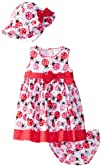 Nannette Baby-Girls Infant 3 Piece La…