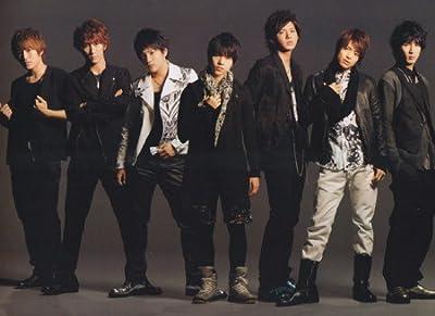 クリアファイル ジャニーズWEST 2014 日生劇場 「なにわ侍ハローTOKYO!!」 ※JB
