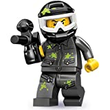 Lego Series 10 Paintball Player Mini Figure