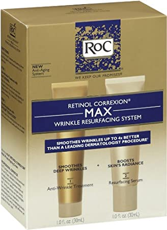 Advanced Skin Care Products Reviews Roc Max Wrinkle