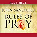 Rules of Prey: A Lucas Davenport Novel Audiobook by John Sandford Narrated by Richard Ferrone