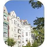 tapis de souris appartements de luxe berlin - rectangulaire - 23cm x 19 cm...