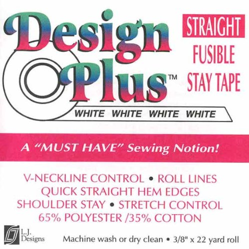 Straight Fusible Staytape