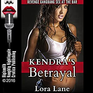 Kendra's Betrayal Audiobook