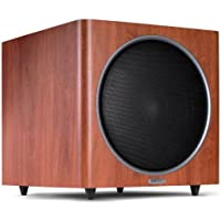 "Polk Audio PSW125 12"" 150-watt Powered Subwoofer (Cherry)"