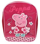 Sac � Dos Rose Peppa Pig Marelle Cr�che