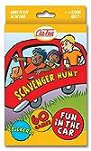Scavenger Hunt Travel Edition  Car Tag Scavenger Hunt Game
